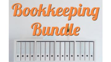 Bookkeeper Bundle with QuickBooks