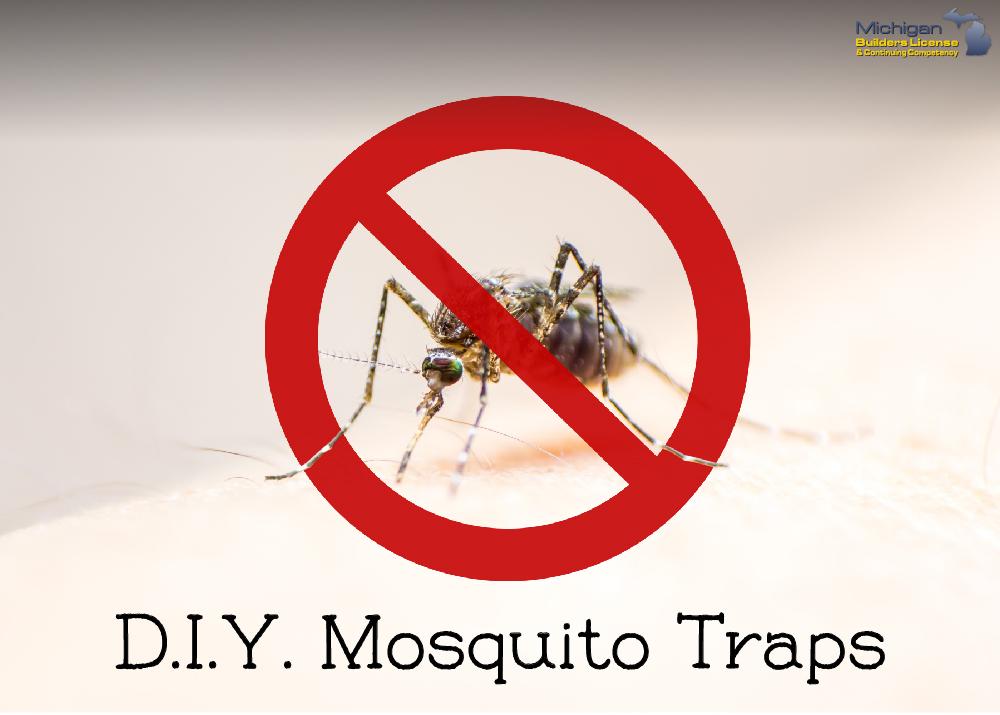 DIY Mosquito Trap