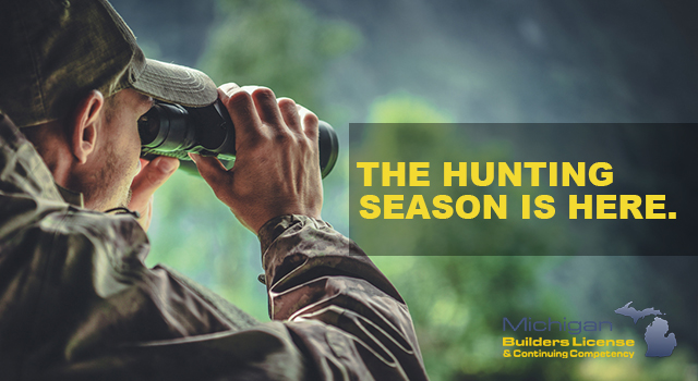 3 Ways to Prepare for Hunting Season in Michigan