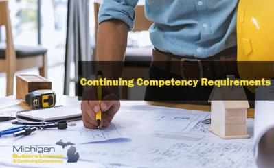 Everything you need to know about Continuing Competency